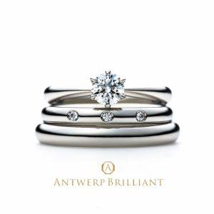 大人気のトリロジーダイヤモンドは女性の憧れ