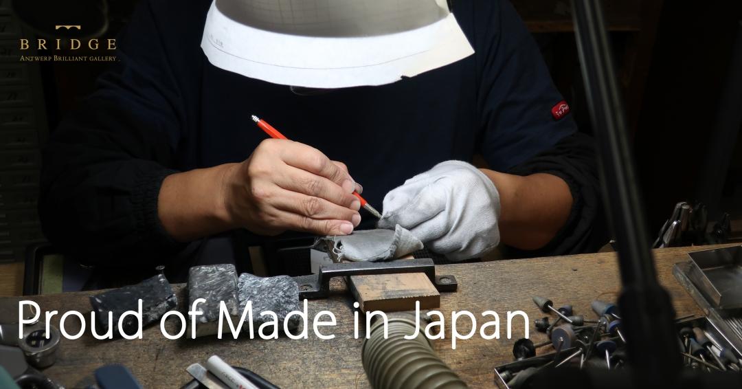 日本のプラチナ工技術は世界有数