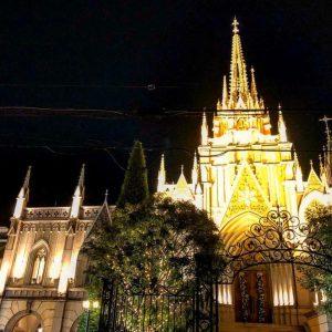 銀座のサプライズプロポーズ・スポット 青山セントグレース大聖堂 東京