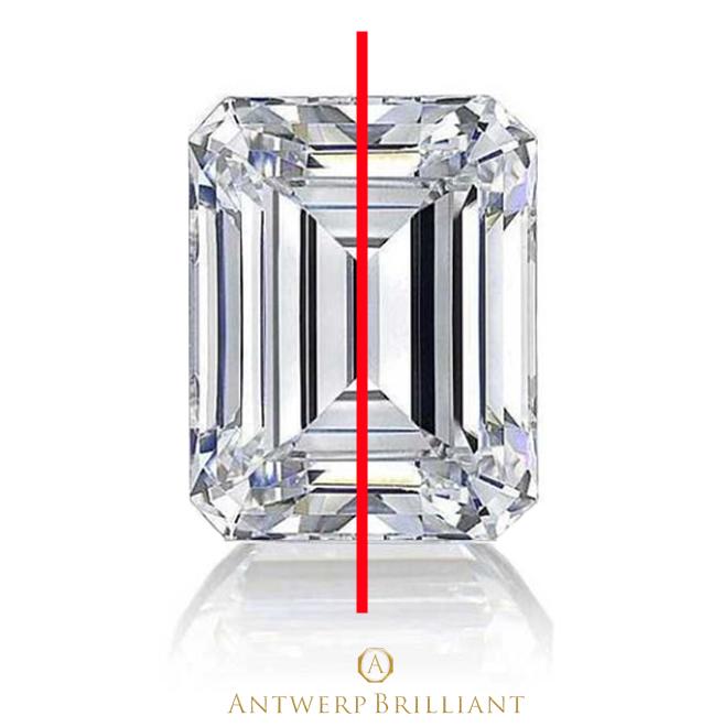 キールラインの美しいダイヤモンドはブリッジ銀座アントワープブリリアントギャラリー東京