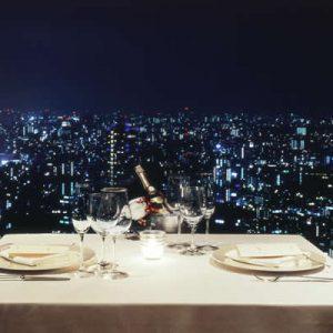 銀座のサプライズプロポーズタワーズ レストラン クーカーニョ 東京・渋谷