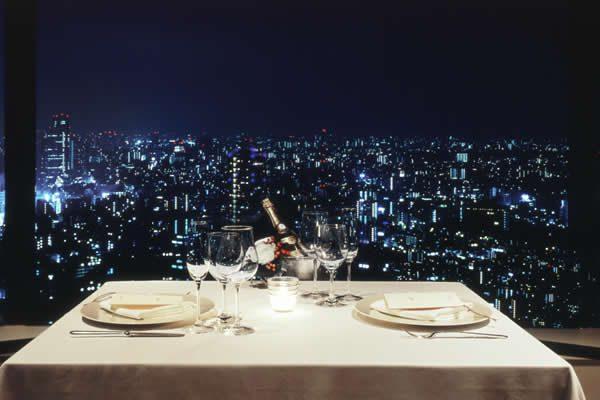 銀座のサプライズプロポーズ タワーズ レストラン クーカーニョ 東京・渋谷