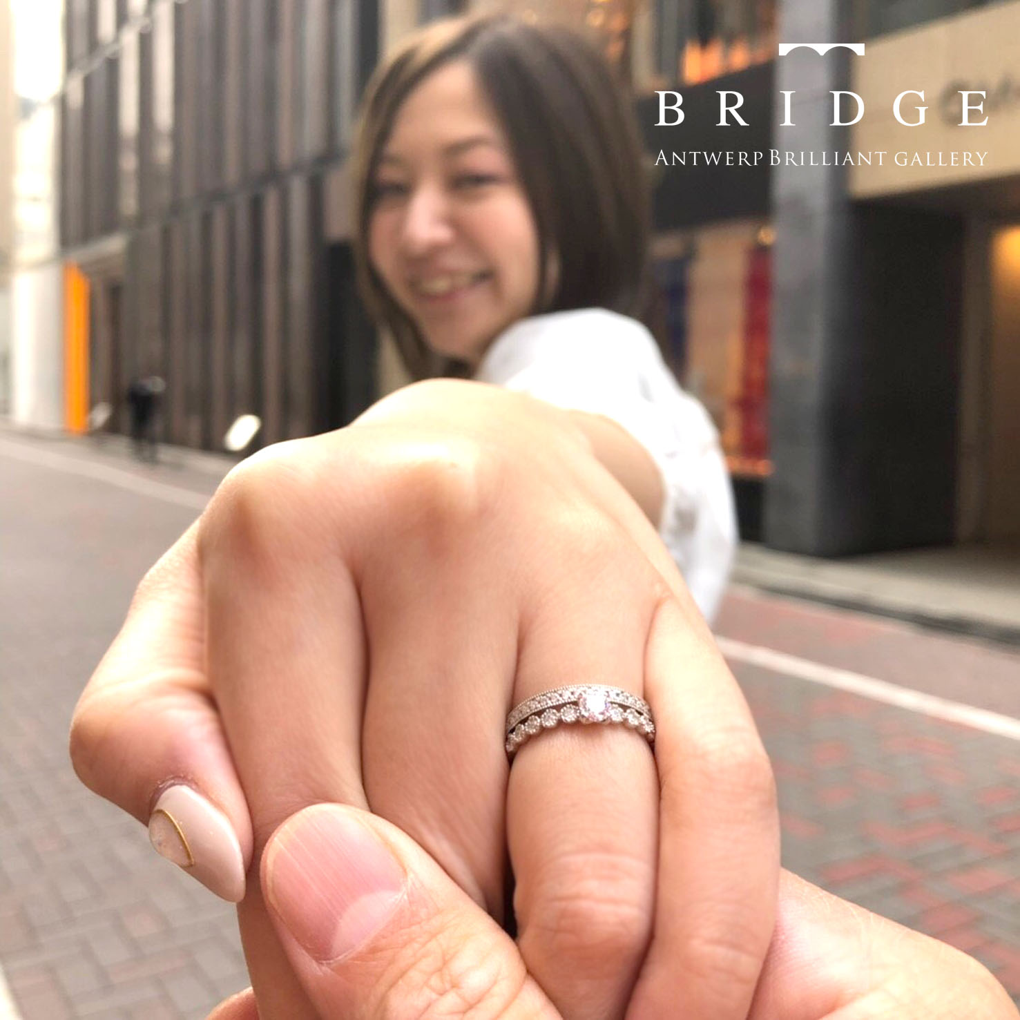 最高グレードのダイヤモンドを贈ろうサプライズプロポーズ