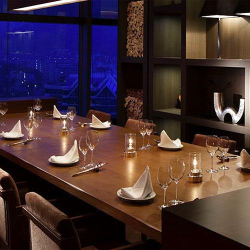 銀座のサプライズプロポーズ RESTAURANT GRILL TABLE with SKY BAR(レストラン グリル テーブル ウィズ スカイバー)