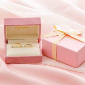 二人におすすめの結婚指輪
