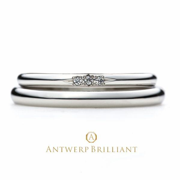 Asterism AntwerpBrilliant ダイヤモンドライン
