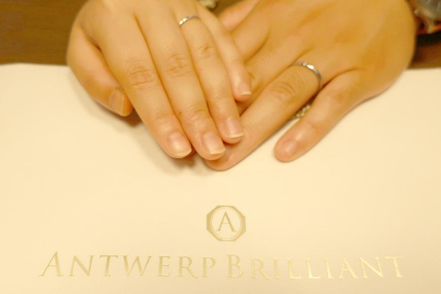 Asterism  たくさんあったこだわりを叶えた指輪です!