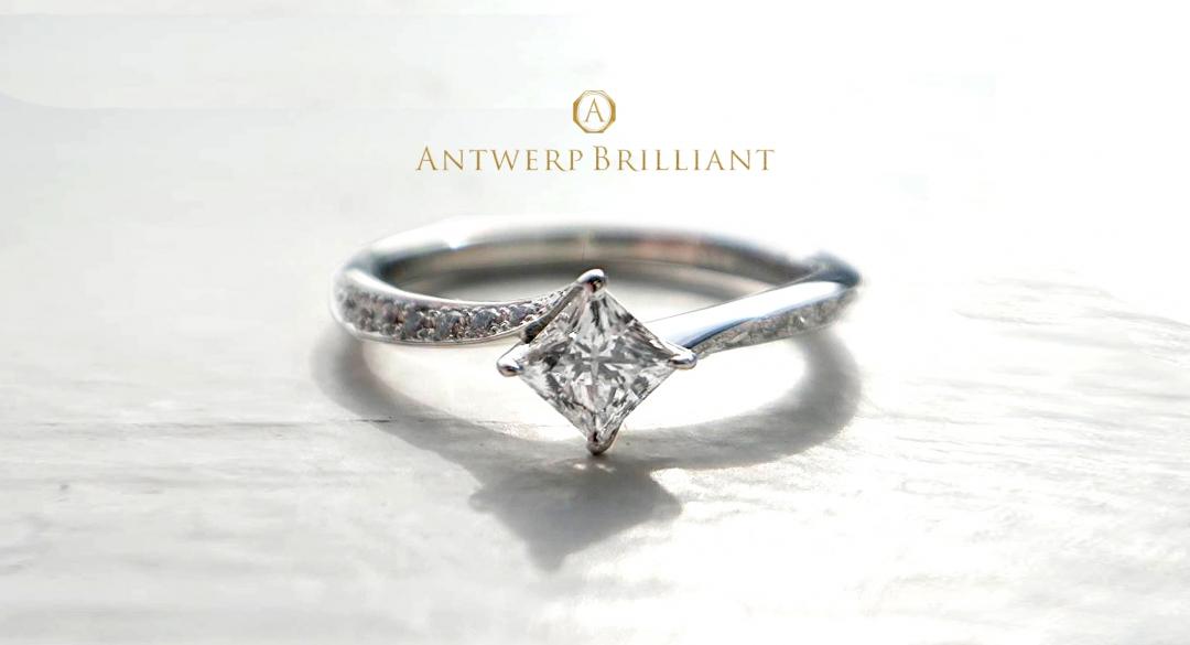 角ダイヤ、四角いダイヤモンド