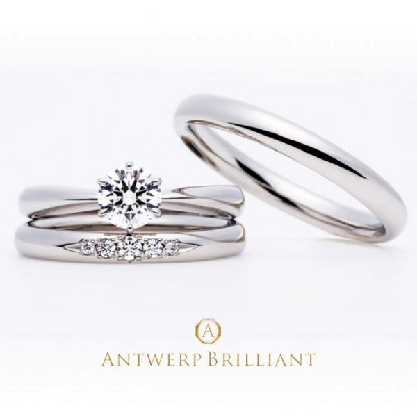 """Evening Star"" Solitaire Diamond Ring"