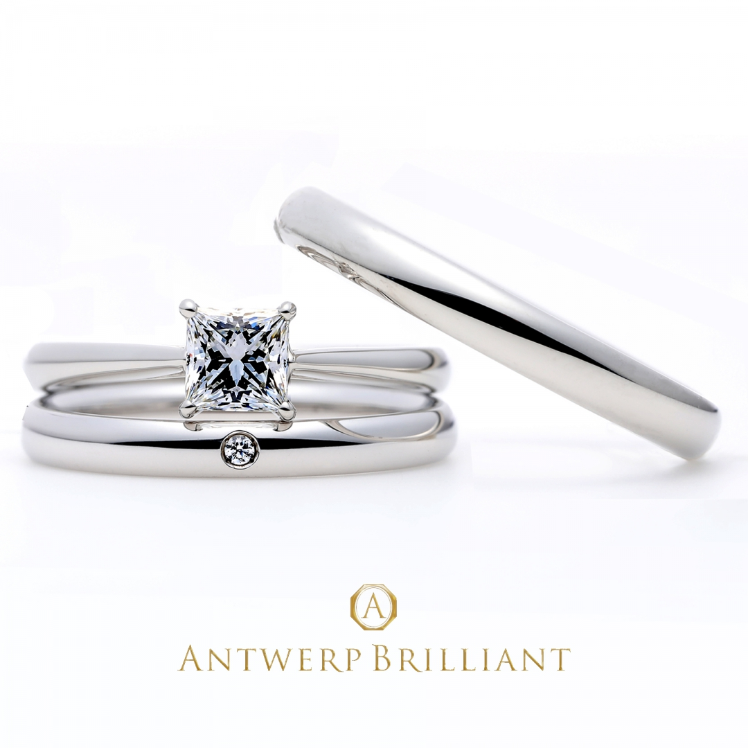 """MAJESTY""on""Evening Star""Set Ring"