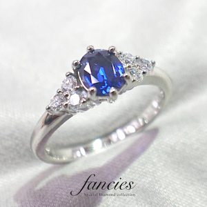 Royal Blue Sapphire 7stars