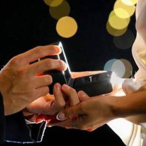 最短で4営業日で完成できるサプライズププロポーズに人気のプロポーズリング