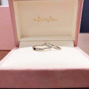 心からお気に入りの指輪に出会いました!