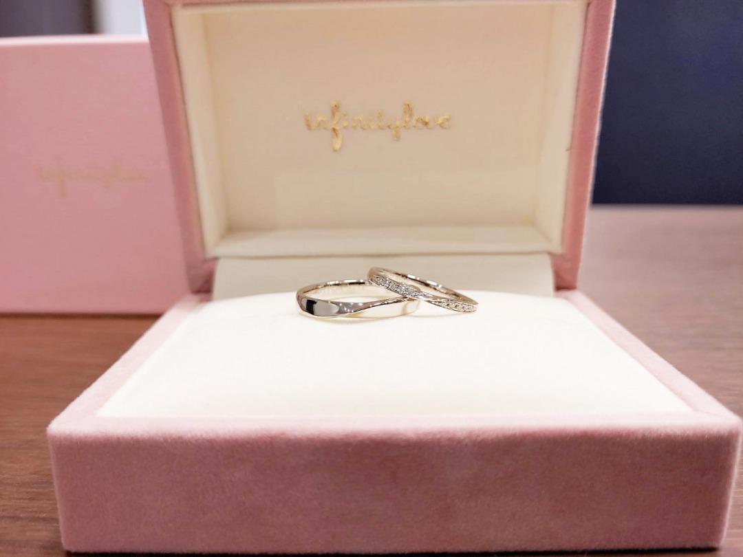Perfume 心からお気に入りの指輪に出会いました!