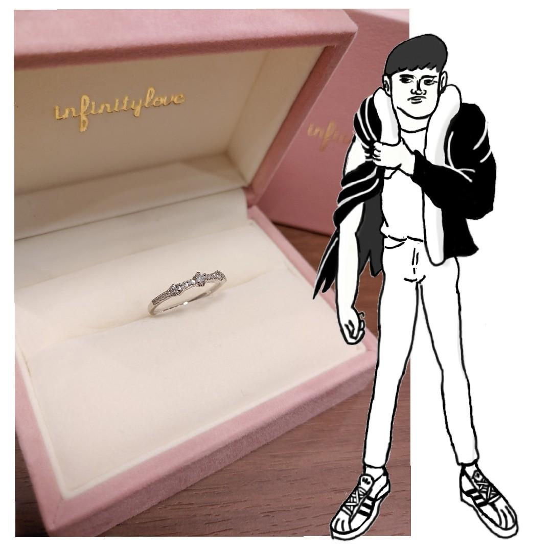 美しいダイヤモンドで人気のブライダルリング専門店 BRIDGE銀座AntwerpBrilliantGalleryと人気イラストレーターモボちゃんのコラボレーション