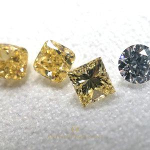 ダイヤモンドの輝きは4Cとは限らない