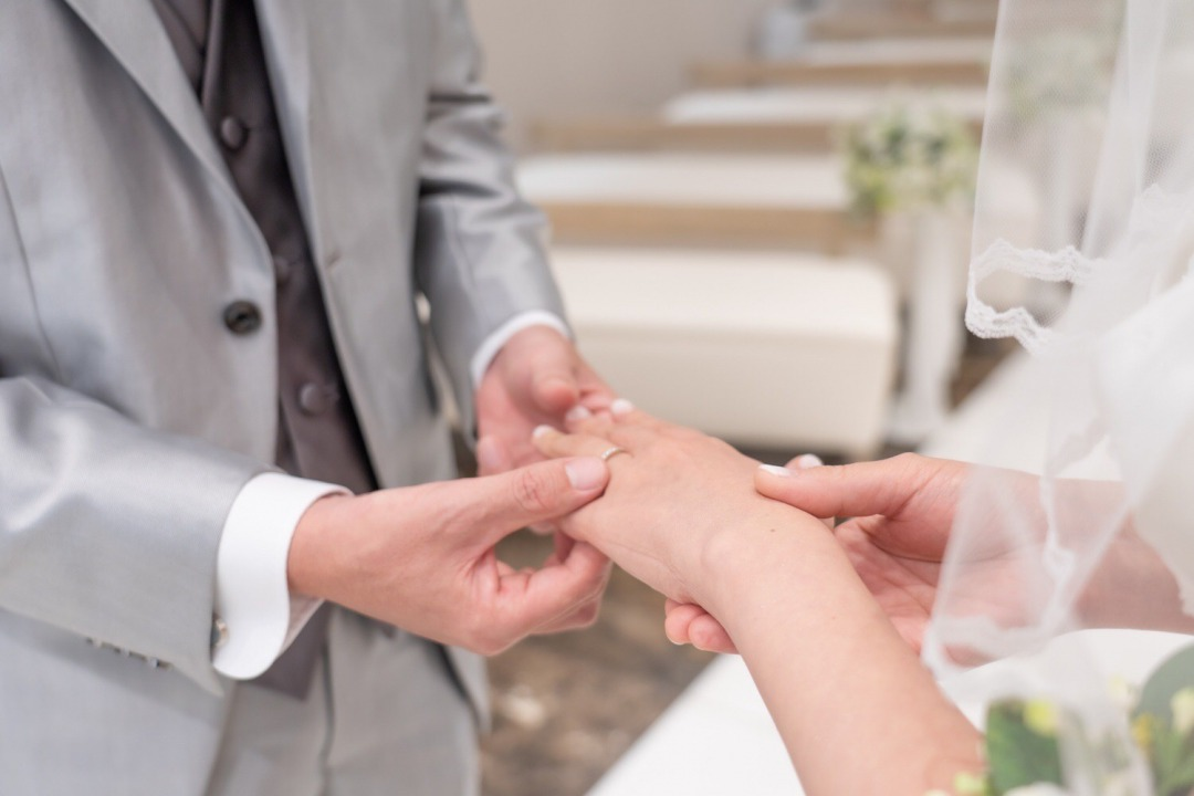 結婚指輪マリッジリングのを贈る風習は何時から?