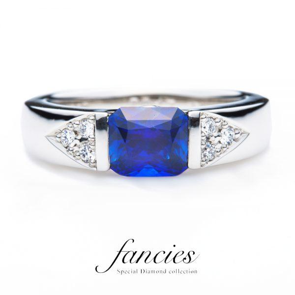 Royal blue Myanmar-NN-Sapphire-Fancies