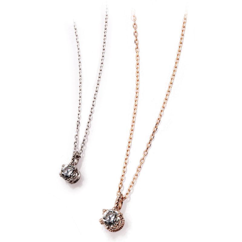 melty necklace