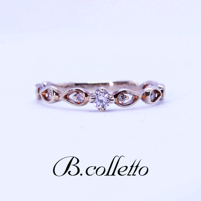 B.colletto classic ring