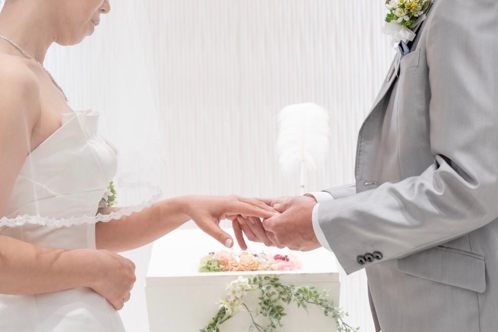 結婚指輪の交換方法を教える婚約指輪、結婚指輪の専門店