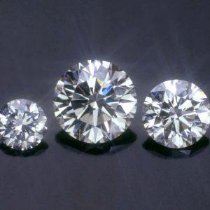 婚約指輪で人気のラウンドブリリアントカットは通称RBと呼ばれる