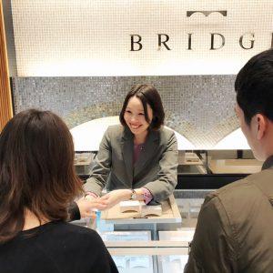 BRIDGE銀座スタッフ