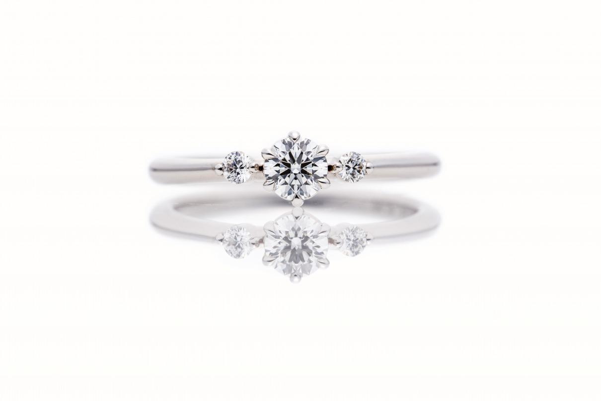 プロミスリングは婚前に贈る約束の指輪
