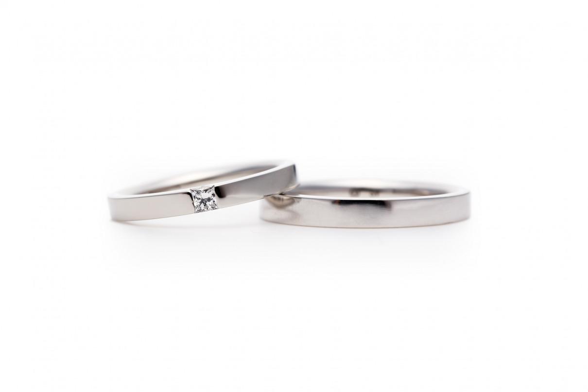 男性と女性で結婚指輪の好みが合わない時どうする