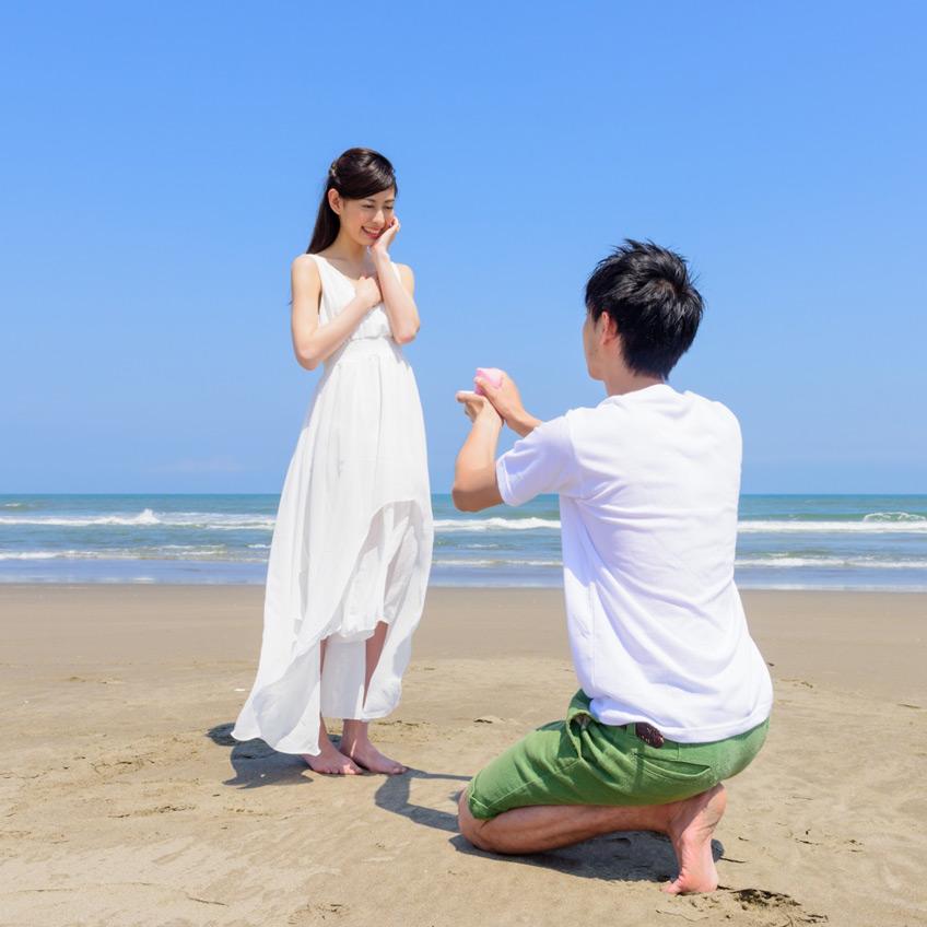 即日お渡し可能なプロポーズ用のデザインも用意しております