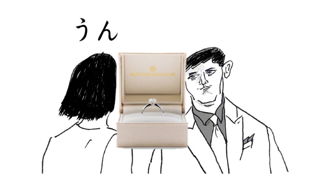 プロポーズは素敵な想い出になります