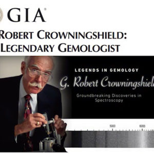Robert Crowningshield GIA